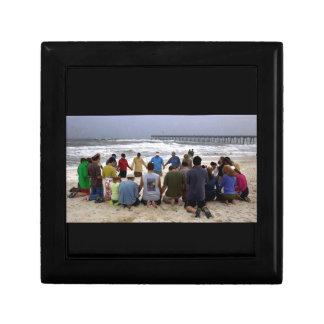 Praying On The Beach Gift Box