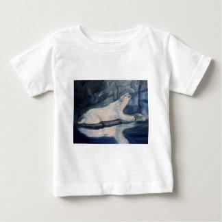 Praying Polar Bear Tee Shirt