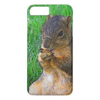 Praying Squirrel, IPhone 7 Plus case