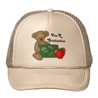 Pre-K Graduation T-shirts and Gifts Cap