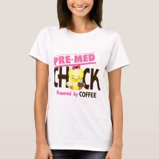 Pre-Med Chick 4 T-Shirt