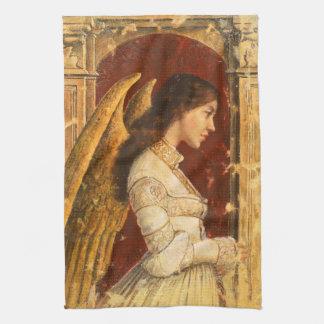 Pre-Raphaelite Angel Kitchen Towel