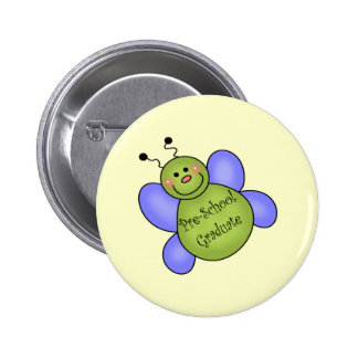 Pre-School Graduation Gifts 6 Cm Round Badge