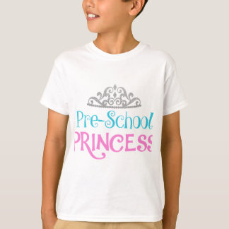 Pre-School Princess T-Shirt