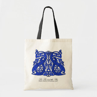 Pre Viking Blue, shopping bag