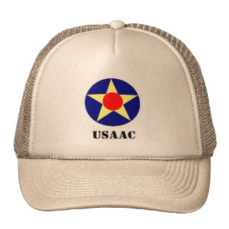 pre war USAAC Trucker Hats