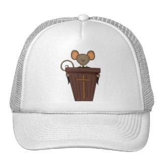 Preacher Mouse Cap