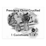 Preaching Christ Crucified Postcards