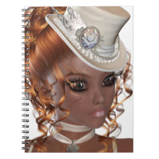 Precious African American Woman Notebooks