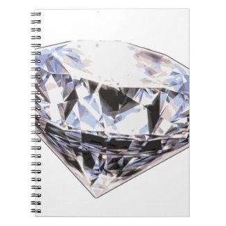Precious Diamond Notebooks