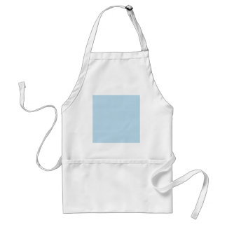 Precious in Blue babyshower Adult Apron