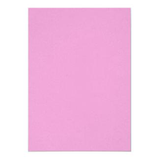 Precious in pink 13 cm x 18 cm invitation card