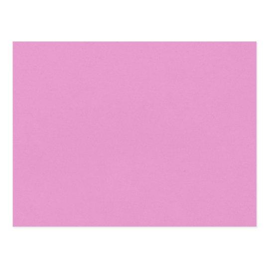 Precious in pink postcard