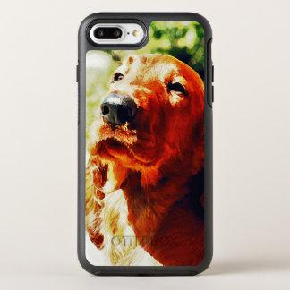 Precious Irish Setter Puppy OtterBox Symmetry iPhone 8 Plus/7 Plus Case