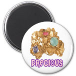 PRECIOUS - Jewelled Gold Nugget