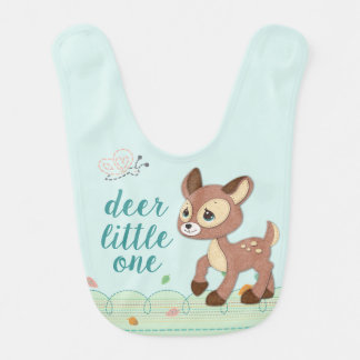 Precious Moments | Woodland Baby Deer Little One Bib