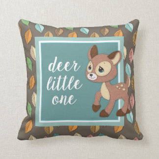 Precious Moments | Woodland Baby Deer Little One Cushion