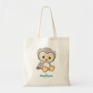Precious Moments | Woodland Owl Always Love You Tote Bag