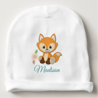 Precious Moments | Woodland Sweet and Clever Fox Baby Beanie