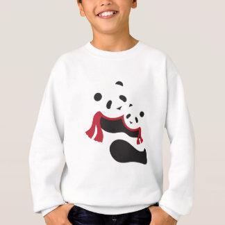 Precious Panda Bears Sweatshirt
