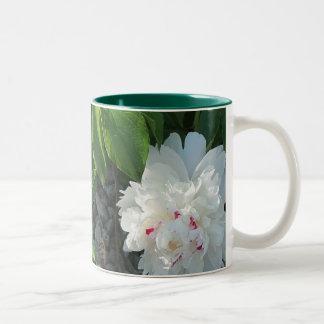 Precious Peony Mug