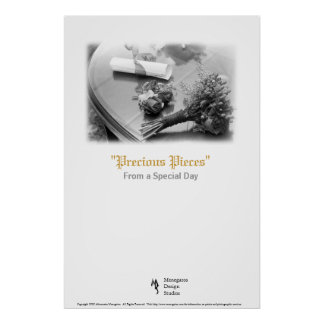 Precious Pieces - From a Special Day Poster