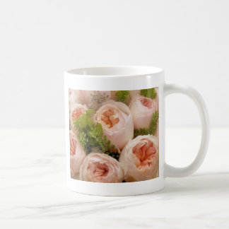 Precious Pink Roses Coffee Mug