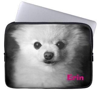 Precious Pomeranian Laptop Sleeve