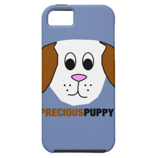 Precious Puppy - iPhone 5 Cover