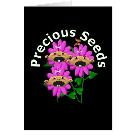 Precious SeedsWG-Card Card