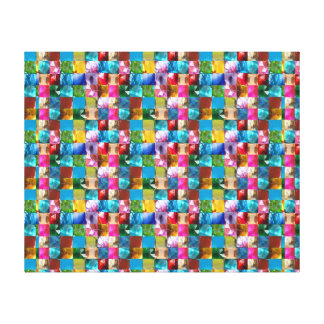 Precious Stones :   Sparkle CRYSTAL show Canvas Print