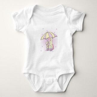 Precious The Pony Range Baby Bodysuit