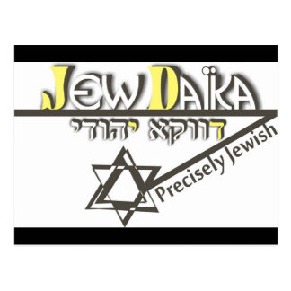 Precisely Jew Postcard