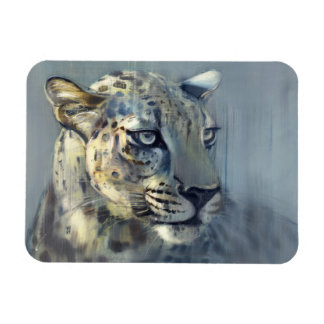 Predator II Rectangular Photo Magnet