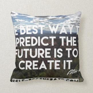 Predict The Future Pillow Cushion