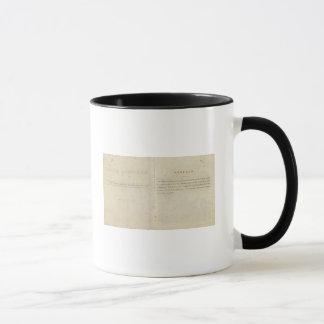 Preface Geographical reader for Dixie children Mug
