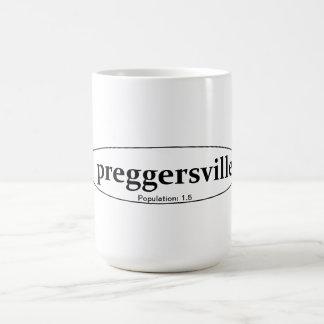 Preggersville: Population 1.5  Mug