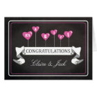 Pregnancy Congratulations It's a Girl New Baby Card
