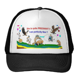 Pregnancy Dad to Be Special Hats