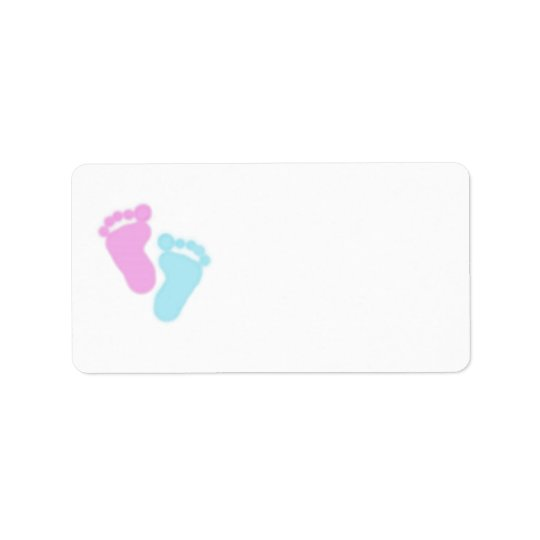Pregnancy & Infant Loss Awareness Label
