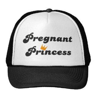 pregnant princess cap
