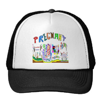 Pregnant Special Series Trucker Hat