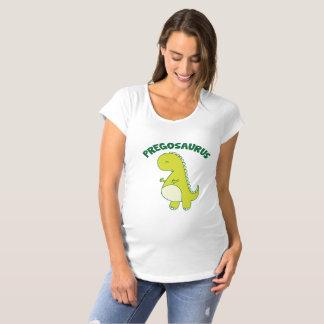 Pregosaurus Maternity T-Shirt