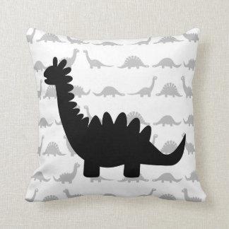 Prehistoric Dinosaur Pillow Throw Cushions
