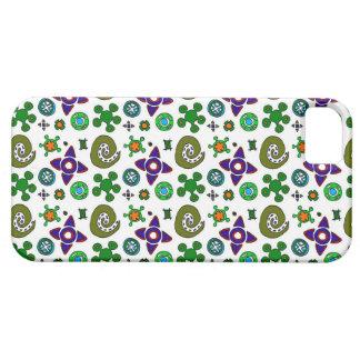 Prehistoric Flora iPhone 5/5S Case