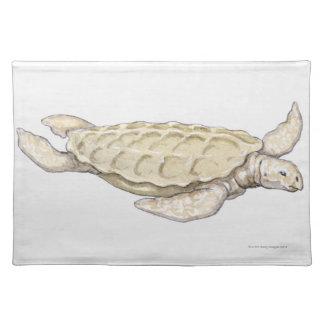 Prehistoric Turtle Placemat