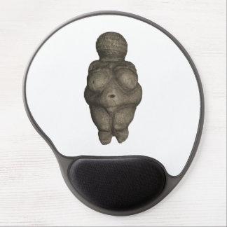 Prehistoric Venus Figurine Gel Mouse Mat