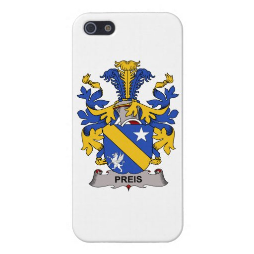 Preis Family Crest iPhone 5 Covers