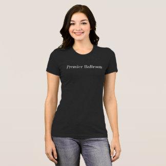 Premier Ballroom Slim Jersey T-Shirt - Dark Grey