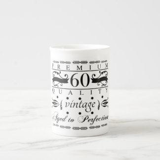 Premium 60th Birthday Tea Cup